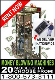 Rent money machine